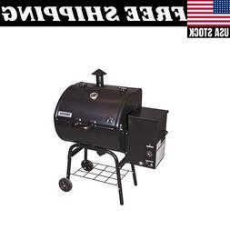 Camp Chef Smoke Pro SE Pellet Grill Backyard Outdoor Tempera