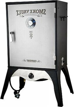 "Camp Chef Smoke Vault 24"" Family Backyard Smoker BBQ Meats J"