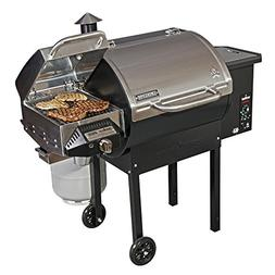 Camp Chef SmokePro DLX PG24S Pellet Grill With Sear Box - Bu