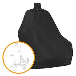 i COVER Smoker Grill Cover-Sized for Dyna-Glo Vertical Offse