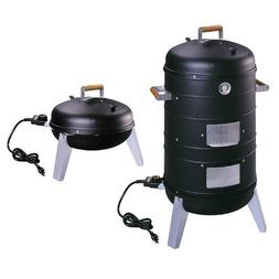 Southern Country 2 in 1 Electric Water Smoker & Grill
