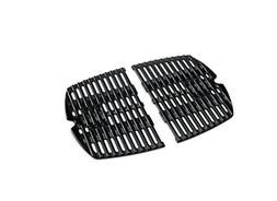 Weber 7644 Porcelain-Enameled Cast-Iron Cooking Grates