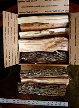 J.C.'s Smoking Wood Sticks - 730 Cu Inch Box - Pecan
