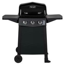 Tailgating Cooking Equipment Three Burner Open Cart Propane
