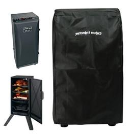 Cajun Injector / 30 inch Tall Deluxe Smoker Cover