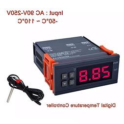 Digital Temperature Controller - Mh1210w Digital Temperature