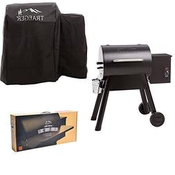 Traeger TFB29PLB Grills Bronson 20 Wood Pellet Grill and Smo