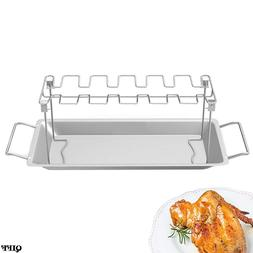 Tools Chicken Wing Leg Rack for Grill <font><b>Smoker</b></f