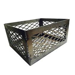 BBQsmokerMods LavaLock Lasercut Fire Box Charcoal Basket,
