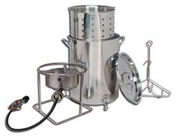 Turkey Heavy Duty 12 Portable Propane Stainless Steel Outdoo