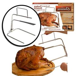 "Turkey Roaster - Original Upside Down""Turkey Dunrite Stainle"