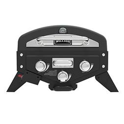 "Outdoor Leisure Products 18"" Vector 3-Burner Propane Gas Gri"