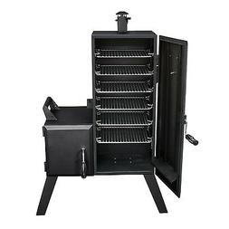 Vertical Charcoal Smoker Bbq Grill Pit Outdoor Backyard Meat