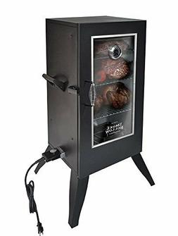 "Smoke Hollow Vertical Electric Backyard 30"" Barbecue Meat Wo"