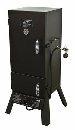 Masterbuilt Vertical Propane Backyard / Camping Gas Barbecue