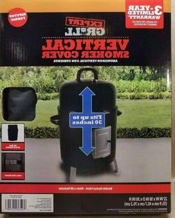 Expert Grill Vertical Smoker Cover  Durable Ripstop