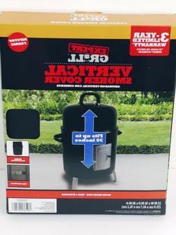 Expert Grill Vertical Smoker Cover 22Wx18Dx30H Waterproof Ri