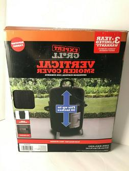 Expert Grill Vertical Smoker Cover Ripstop Fabric 22x18x30 W