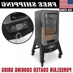 Vertical Smoker Digital Electric 100 - 400 F Black Pit Boss