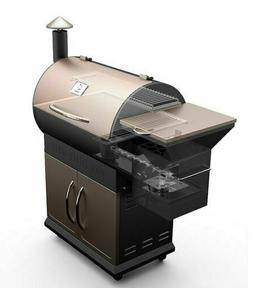 Z GRILLS Wood Pellet  BBQ Smoker  Grill with Digital Control
