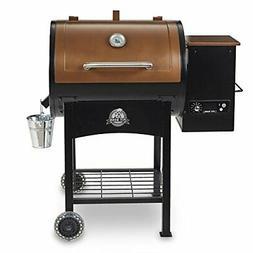 Wood Pellet Grill Smoker Pellets Flame Broiler Bbq Charocal