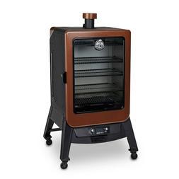 PELLET SMOKER Wood Series 5 Vertical BBQ Outdoor Cooking