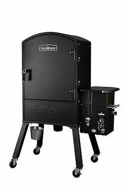 Camp Chef XXL Vertical Pellet Smoker, 33000 BTU/hr, Black, P