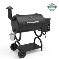 Z GRILLS 2020 woodpellet grills 8 in 1 BBQ Grill Auto Temper