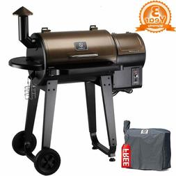 Z GRILLS ZPG-450A 2019 Upgrade Model Wood Pellet Grill & Smo