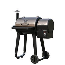 Z GRILLS ZPG-450A Wood Pellet Grill and Smoker