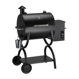 Z GRILLS ZPG-550A Wood Pellet Grill BBQ Smoker with Digital