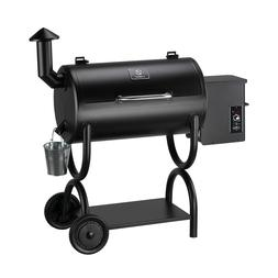Z Grills ZPG-550B Wood Pellet Grill BBQ Smoker with Digital