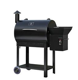 Z Grills ZPG-7002B Wood Pellet Barbecue Grill and Smoker wth