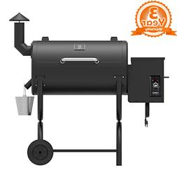 Z GRILLS ZPG-550B 2019 Upgrade Model Wood Pellet Grill & Smo